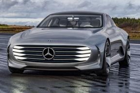 电动也豪华 奔驰EQ S级将于2020年推出