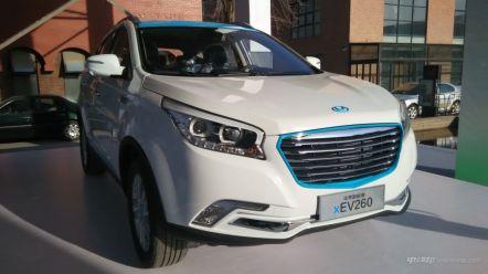 华泰新能源汽车哪款好?华泰 XEV260车型配置参数