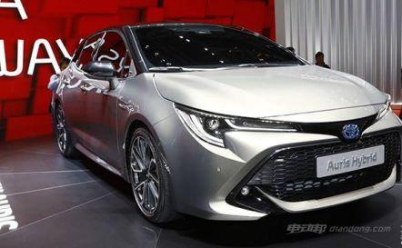 2018年丰田新能源汽车有哪些,丰田新能源汽车配置参数
