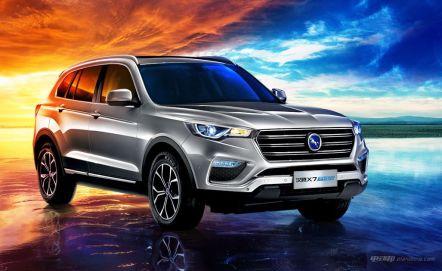 汉腾X7 PHEV新能源汽车怎么样?你值得拥有
