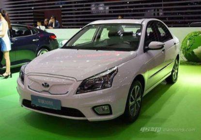 新款华骐电动汽车哪款好?华骐300E价格及图片