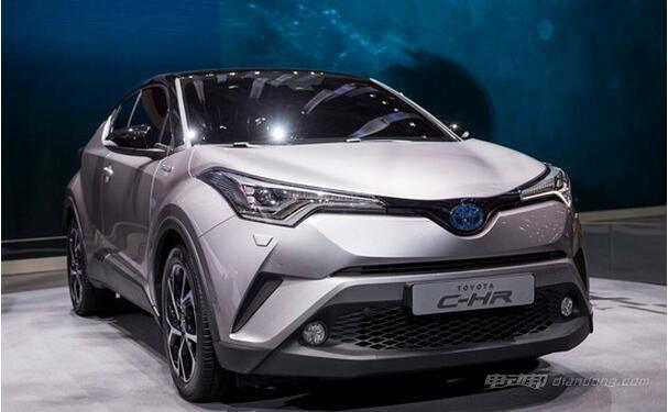 丰田车型推荐:丰田C-HR