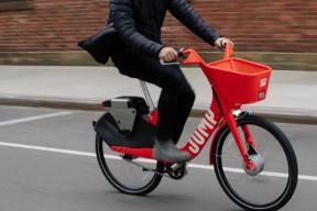 优步收购电动共享自行车创业公司Jump
