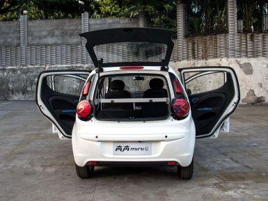 新能源汽车MINI续航能力怎么样,长安奔奔Mini-e车型介绍