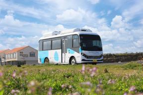 比亚迪电动巴士登陆韩国 全面覆盖欧美日韩汽车强国