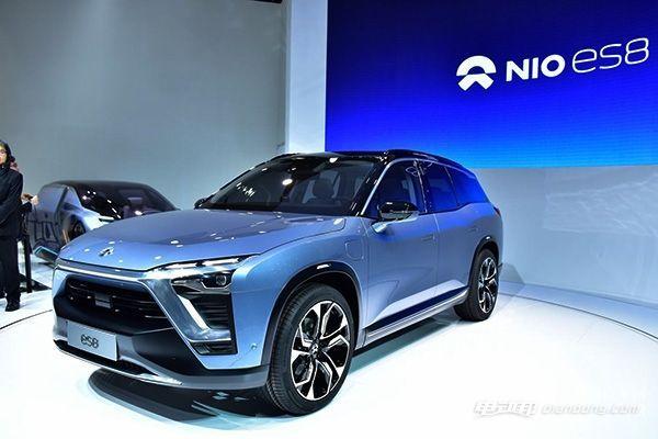 非常合适家用的蔚来新能源汽车:价格