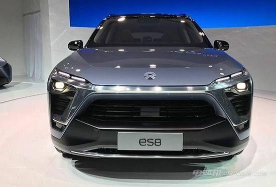 非常合适家用的蔚来新能源汽车:动力