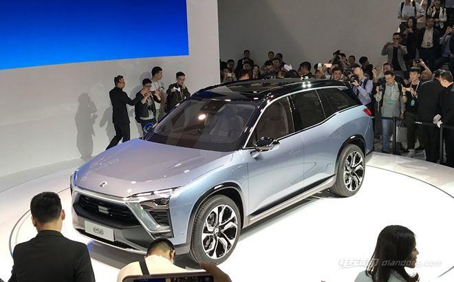 非常合适家用的蔚来新能源汽车:配置