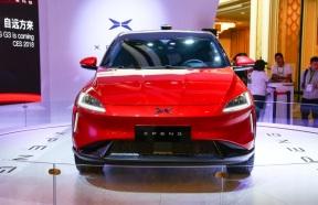 2018小鹏汽车最新汽车消息,G3车型正式亮相