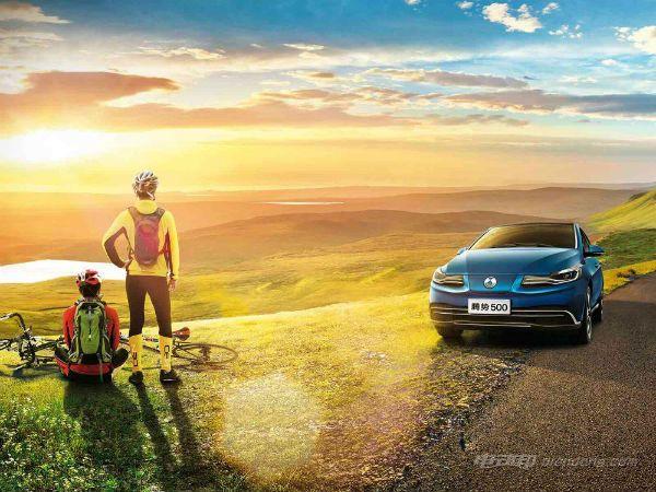 腾势500新能源汽车介绍——动力