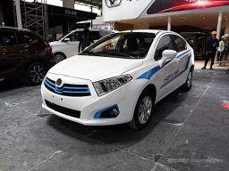 中华H230EV纯电动汽车,震撼上市