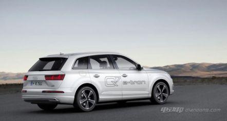 奥迪新能源汽车Q7 e-tron怎么样,车型介绍