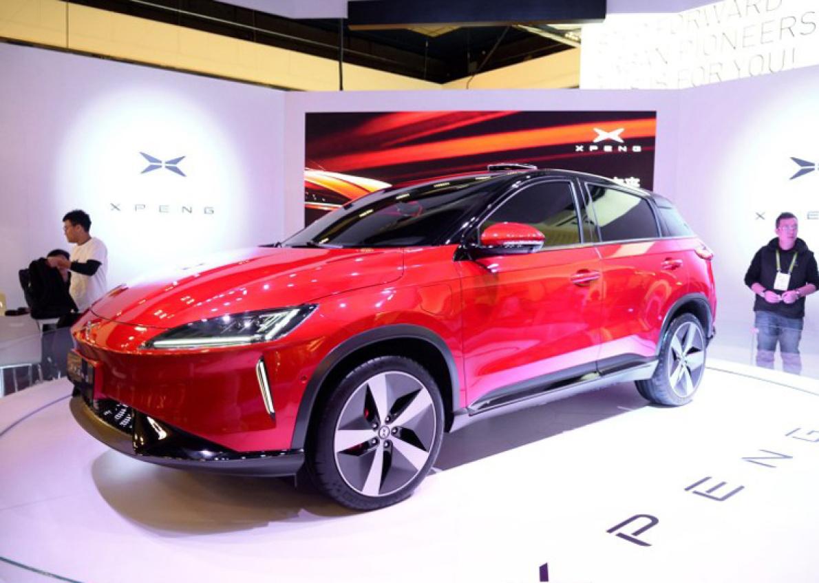 小鹏汽车G3于4月底开启预售 首批新车将于2018年年底交付