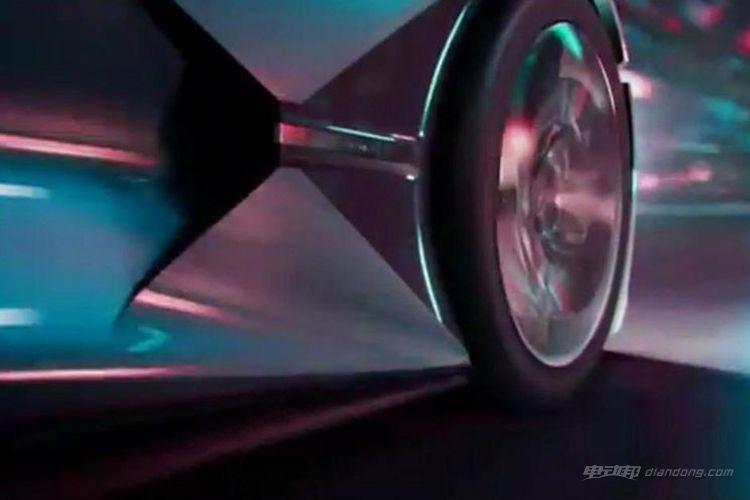 DS纯电动概念跑车