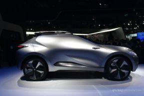 广汽集团Enverge概念车将亮相北京车展 续航近600公里