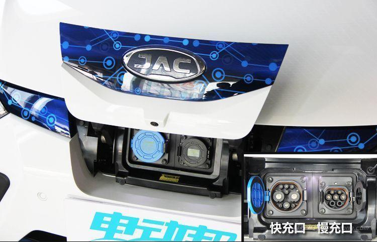 江淮iEVA50