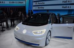 年产50万辆电池组 大众推进新能源计划