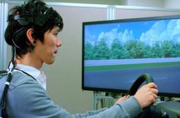 """日产将""""脑电波控制汽车""""变为了现实"""