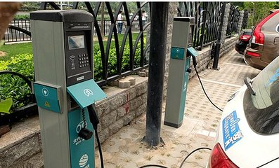 电动汽车充电站与充电桩的区别,知识介绍
