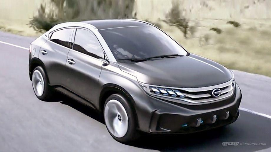 车型推荐:广汽传祺EV Coupe
