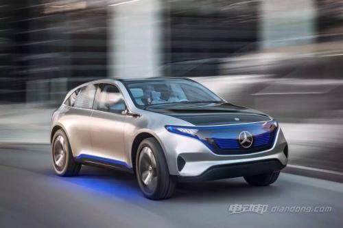 本田和奔馳電動汽車車型推薦——奔馳Generation EQ