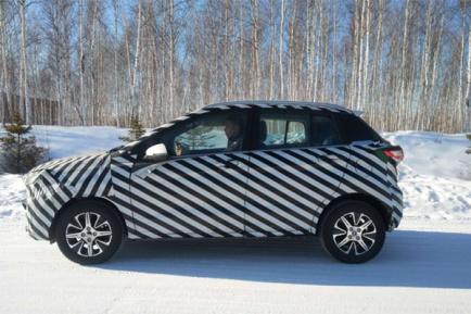 续航255公里 汉腾全新微型电动车将于北京车展亮相
