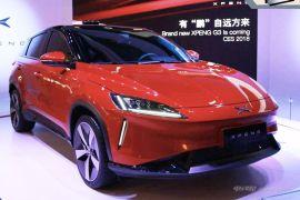 小鹏G3将于4月23日在国内首发