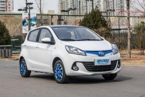 奔奔EV平价销售中 目前售价12.38万元起