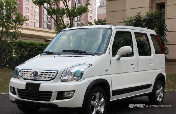比亚迪和昌河新能源汽车车型介绍:北斗星x5e