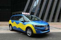 出租车里的新势力 国金GM3出租车正式交付