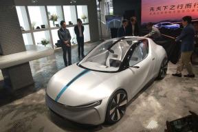 前途汽车发布会一下带来两款车 超跑K50将量产