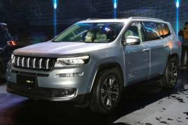依旧硬派 Jeep大指挥官PHEV版将于2019年上市