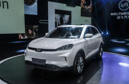 威马EX5北京上市 补贴后售价9.9万元-21.63万元