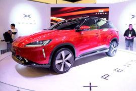 小鹏汽车G3将于23日正式上市 26日起开启预定
