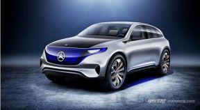 奔驰和中华新能源汽车那个好?奔驰EQ概念车