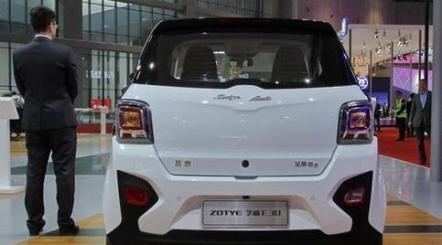 众泰新能源汽车哪款好?众泰E200多少钱?
