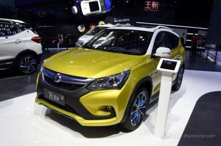 国产电动汽车有哪些,国产电动汽车北汽EV260多少钱?