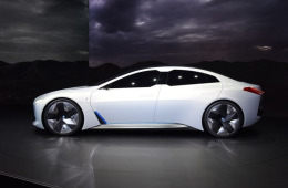 北京车展探馆:宝马i Vision Dynamics