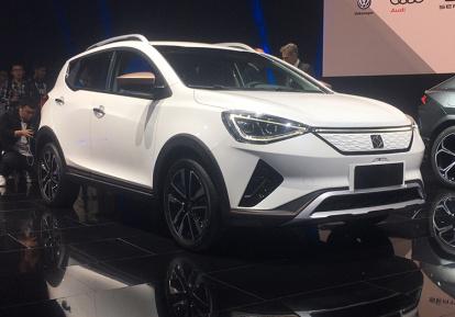 最大续航里程350公里 江淮大众推首款纯电动SUV
