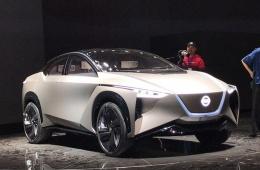 2018北京车展探馆:日产IMx概念车实车