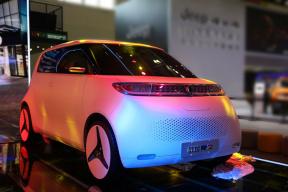 续航300公里,下半年量产 长城欧拉发布R1/R2概念车