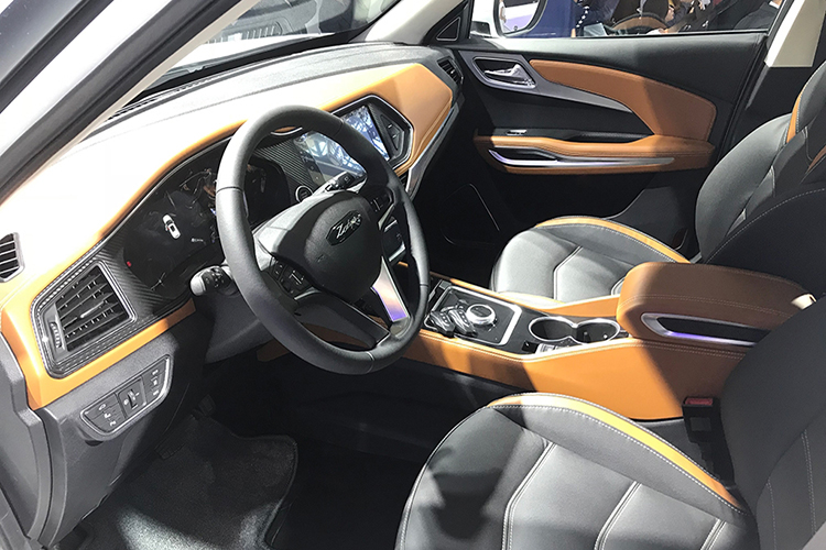 预售价10万左右 众泰推全新新能源车型T300 EV-车神网