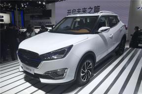 预售价10万左右 众泰推全新新能源车型T300 EV