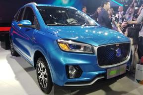 保留概念车设计 汉腾推全新纯电动SUV
