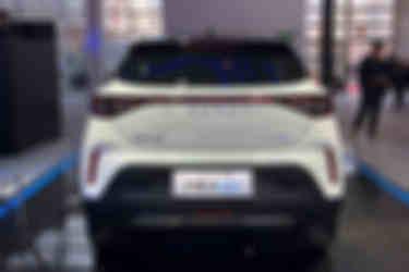 续航里程250公里 猎豹CS3 BEV北京车展正式发布