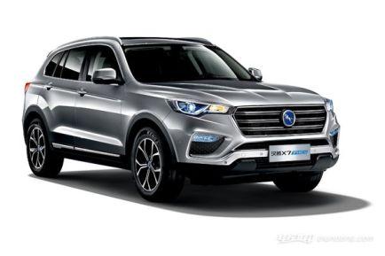 上汽大通和汉腾新能源汽车哪个好, 汉腾x7是4驱还是两