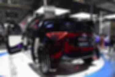北京车展:丰田Fine-Comfort Ride概念车