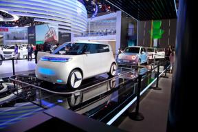 未来你的汽车会是什么样?解读欧拉R1车型与R2全新概念车