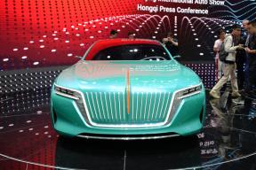 """北京车展上的那些概念车都是如何""""炫技""""的?(一)"""
