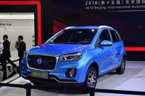 至少三款车型 汉腾汽车2018年产品规划